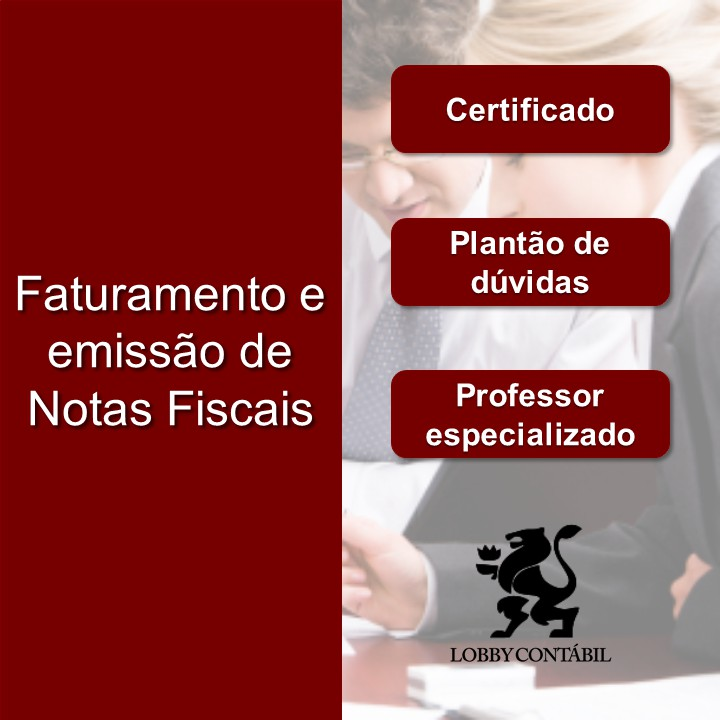 Valor do curso de faturamento